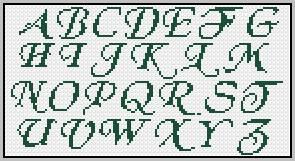Caps Alphabet