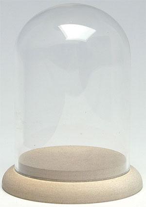 coupole en verre 12cm de marianne hobby formes pour. Black Bedroom Furniture Sets. Home Design Ideas