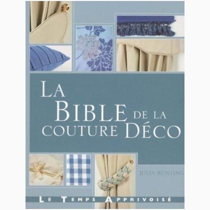 la bible de la couture d co de le temps apprivois livres et revues livres et revues casa. Black Bedroom Furniture Sets. Home Design Ideas
