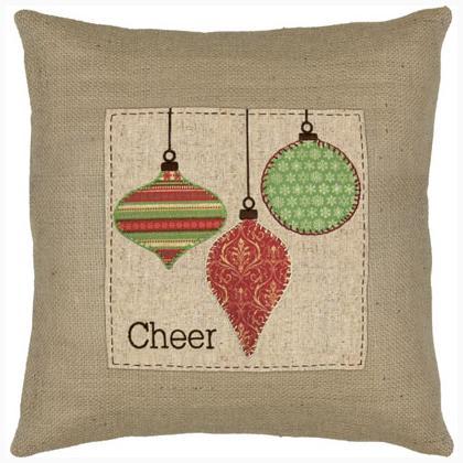 cheer appliqu de dimensions christmas collections kit au point de croix kits casa cenina. Black Bedroom Furniture Sets. Home Design Ideas