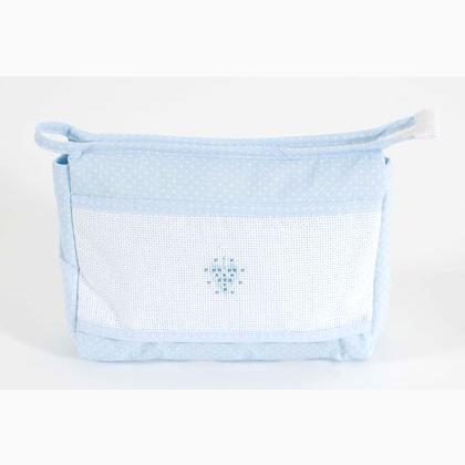 trousse pour le bain nouveau n 233 bleu de dmc enfants supports 224 broder casa cenina