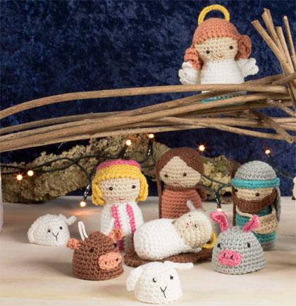 Kit Pour Amigurumi : Kit Amigurumi - Crche de DMC - Kit - Tricot et Crochet ...