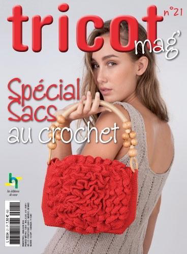 Tricot Mag N 21 Special Sacs Au Crochet De Les Edition De Saxe Livres Et Revues Livres Et Revues Casa Cenina