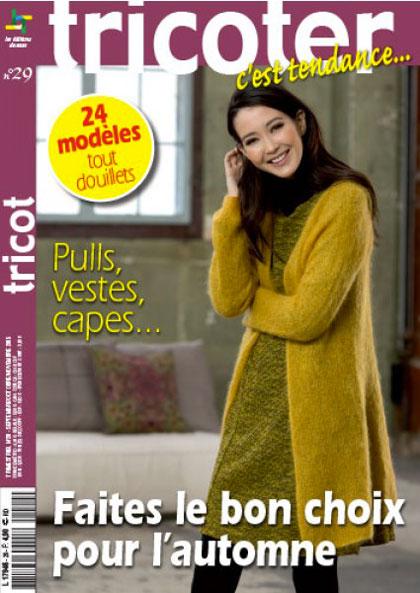 tricoter c'est tendance abonnement