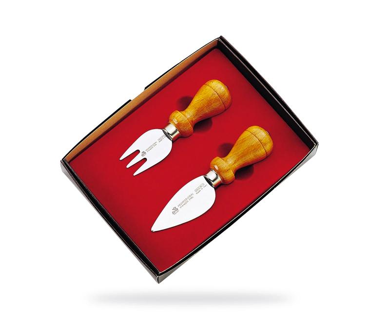 set deux couteaux fromage parmesan de premax dco crer casa cenina. Black Bedroom Furniture Sets. Home Design Ideas