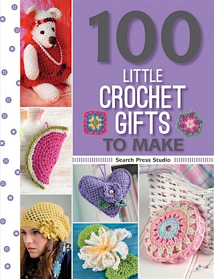 Crochet Gifts Magazine : 100 Little Crochet Gifts to Make de Search Press - Livres Magazines ...
