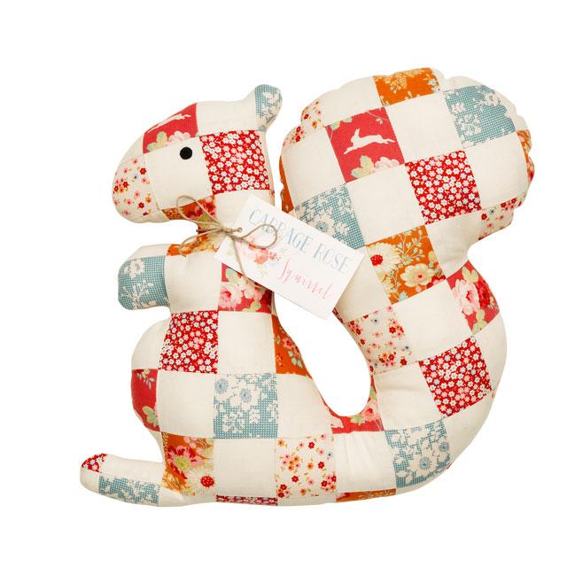 Kit patchwork tilda cureuil de tone finnanger tilda - Patchwork en casa patrones ...