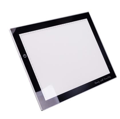 Tablette Et De Loupes Avec Casacenina A4 Led Lampes Lumineuse H9WD2IE