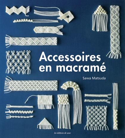 Accessoires En Macrame