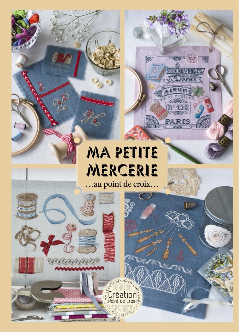 Mercerie point de croix - i love tricot
